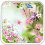 Çiçekler Canlı Duvar Kağıdı Mobil