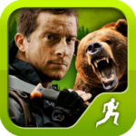 Android Survival Run with Bear Grylls