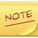Cep Telefonu Not Defteri Programı (Color Note)