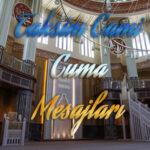 Resimli Cuma Mesajları (Yeni Taksim Cami)